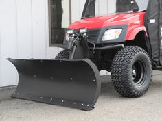 Our specialty is performing custom modifications to meet our customers' unique wants and needs, and this new American SportWorks LM400 side-by-side UTV is a great example. First we converted it to run on propane. Then we installed the M&M snow plow kit (with LED auxiliary lights), hinged door enclosure, and roof-mounted amber strobe light. This is going to be an excellent winter workhorse!!  #AmericanSportWorks #Landmaster #LM400 #sidebyside #UTV #madeinUSA #offroad #snowplow #propane