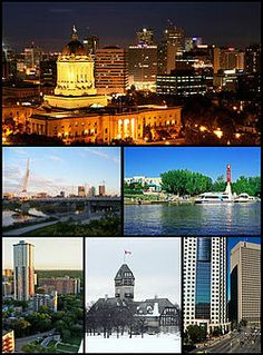 Winnipeg is the capital and largest city of Manitoba, Canada, with a metropolitan population of in the Canada 2011 Census O Canada, Canada Travel, Places To See, Places Ive Been, Western Canada, Big Sky Country, G Adventures, The Province, Places Of Interest