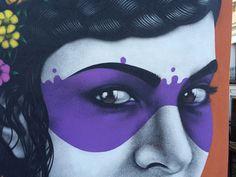 El feminismo en el street art de Finbarr Dac (Yosfot blog)