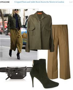 style.com get the look #celineaagaard #hippiehippiemilkshake #london #londonfashionweek