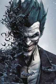 The Joker is a overly obsessive insane person who is obsessive with killing Batman.