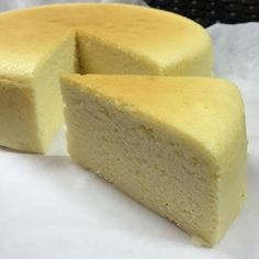 Having a slice of Durian Cheesecake (Hanjuku) for lunch! Super yum!