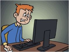 When can cyber-bullying happen? #cyberbullying