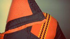 Arcticwear 80's Orange and Black Ski Jacket by KittyHawVintage, $30.00
