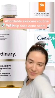Skin Care Routine Steps, Skin Care Tips, Clear Skin Routine, Haut Routine, Best Acne Products, Health Products, Clear Skin Tips, Clear Skin Products, Acne Skin