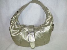 "GUESS PURSE HANDBAG SHOULDER BAG ~11x7x5"" ~9"" Straps ~Lightly Used #Guess #HandbadShoulderBagPurse"