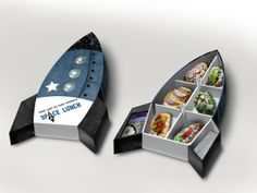 Such a neat #packaging lunch box design | by Ionut Vlad