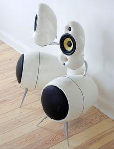 Future sound. Scandyna Megapod kit.