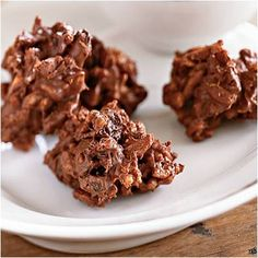 Chocolate almond cherry crisps + 19 other no cook recipes