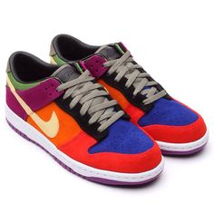 Nike SB Dunk Low Viotech