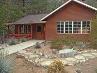 Mt. Baldy Visitor Center.