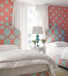 Upholstered bedframes and headboards