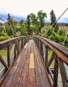 Ryan Dam Bridge over the Missouri River in Great Falls, Montana