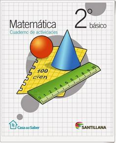 Cuaderno de actividades de Matemáticas para 2º de Primaria, de la Editorial… Math For Kids, Activities For Kids, 5th Grades, Teaching Tools, Mathematics, Homeschool, Author, Student, Education