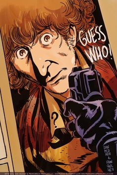 Dr WHO - Guess Who