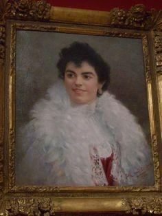 Autoportrait de la comtesse Greffulhe, musée Carnavalet