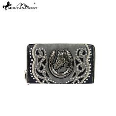Montana West Horse Collection Wallet (MW218-W003)