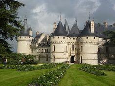Sulle Strade del Mondo: Chaumont sur Loire, il Castello