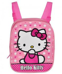 ede6a987bd Sanrio Hello Kitty Mini Toddler Backpack Bag with Dot