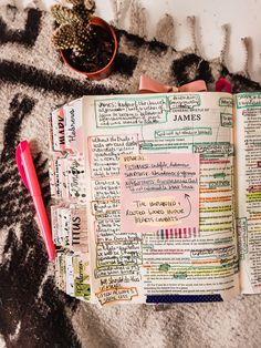 Study James with me Bible Study Notebook, Bible Study Journal, Scripture Study, Bible Art, Book Of James, Bibel Journal, Bible Doodling, Bible Notes, Bible Encouragement