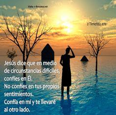 JESUS EN TI CONFIO. AMEN. promesa-dificil