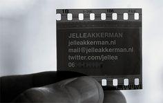 ★★★☆☆ | The Neg business card, just ideas