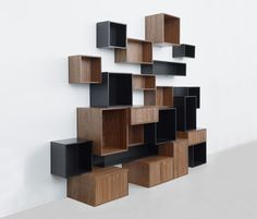 Shelving systems | Storage-Shelving | Cubit shelving system. Check it out on Architonic
