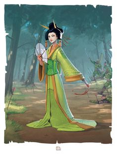 Kenjin Assassin - Biboun