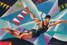 italian painting futurism