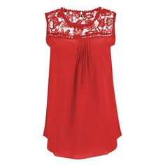 Wj marca mulheres blusa do laço do vintage sem mangas de crochê femininas blusas de verão camisas casual tops plus size 4xl 5xl em Blusas & Camisas de Das mulheres Roupas & Acessórios no AliExpress.com | Alibaba Group