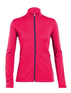 Victory Long Sleeve Zip | The Women's Victory Long Sleeve Zip is a performance midlayer made from 200gm terry merino that delivers cozy comfort on morning runs, before or after your activity of choice, or as a cover-up for your travel adventures. Slim fitting, soft, and odor free, the Victory's high fit collar keeps the heat in and makes it a great insulating piece under a shell. Soft, warm, and casual, the Victory Long Sleeve Zip is the lightweight layer you've been waiting for.