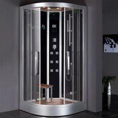 Featured: Ariel Platinum Steam Shower: http://steamshowersinc.com/blog/featured-product-ariel-platinum-dz963f8-steam-shower/