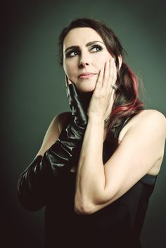 Sharon Den Adel Music photography by Tim Tronckoe.