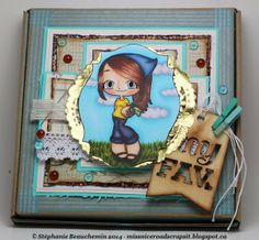 A World of Creative Possibilities Collages, Stamps, Princess Zelda, Heart, Handmade, Fictional Characters, Inspiration, Cards, Seals