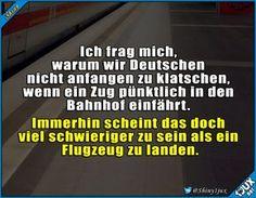 Kommt ja auch viel seltener vor. :P #justgermanthings #deutsch #Deutschland #Humor