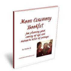 Moon Ceremony Booklet – Institute for Self Crafting