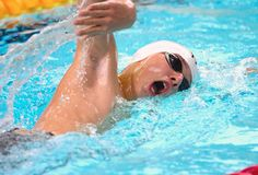 William set a norwegian year record in 50, 100,  200, 400, 800 and 1500 meter freestyle in one only home competition.