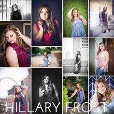 www.hillaryfrost.com - Senior Photography - St. Louis