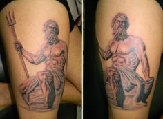 Greek #tattoo