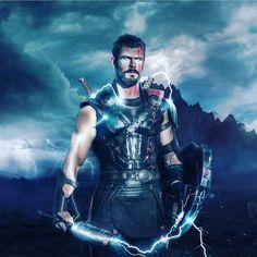 Chris Hemsworth Thor in new look Marvel Dc Comics, Marvel Heroes, Marvel Characters, Marvel Movies, Marvel Avengers, Loki Thor, Loki Laufeyson, Marvel Universe, Disneysea Tokyo