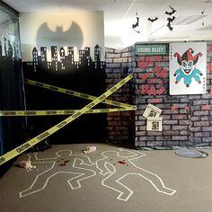 Crime Alley - Batman Party