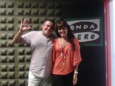 Con Benjamín Hernández Caballero en el espacio de Orientación y coaching de Ondacero Puertollano. Magazine Puertollano en la onda. 101.2fm