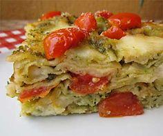 Create delicious Lasagne with Sardinian Carasau bread http://shar.es/DuQ1T