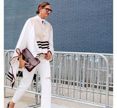 Street style semaine de mode: les plus beaux looks de New York, Londres, Milan et Paris! - Louloumagazine.com