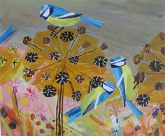 Seed Heads by Mary Sumner