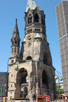 Gedaechtniskirche - Been there, done that!
