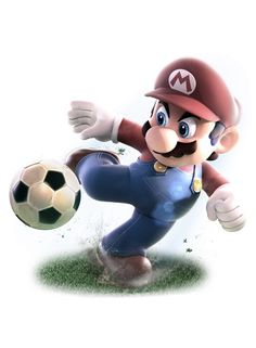 Nintendo's 'Mario Sports Superstars' gets a Tennis Themed Trailer. PLUS, New Details on Amiibo Cards Mario Sports Superstars, Super Mario Brothers, New Details, Nintendo Switch, Action Figures, Video Games, Nerd, Entertaining, Luigi