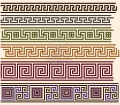 roman decorations