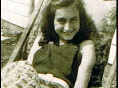 Anne Frank - A Life In Pictures. Beautifully composed, yet so sad.....
