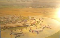 TIL Sky Harbor was nicknamed 'The Farm' because at one point, it was so isolated! AZ Science Center